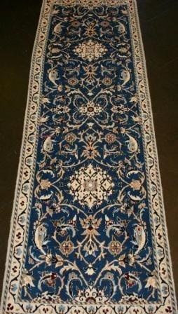 Fine Persian Nain (Blue) (114237)