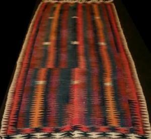 Persian Kilim (Red) (112298)