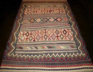 Persian Shiraz Kilim (20mm444)