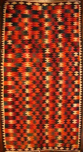 Persian Shiraz Kilim Sumak (202300)