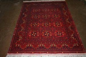 Afghan Khan (Red) (123851)
