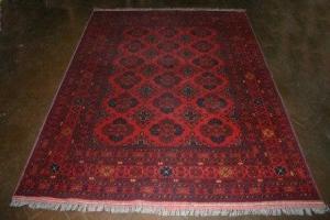 Afghan (Red)(124961)