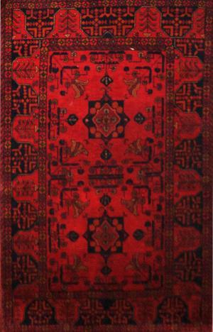 Afghan Khan (Euniq-5597)