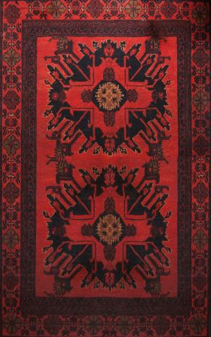 Afghan Khan (Euniq-5629)