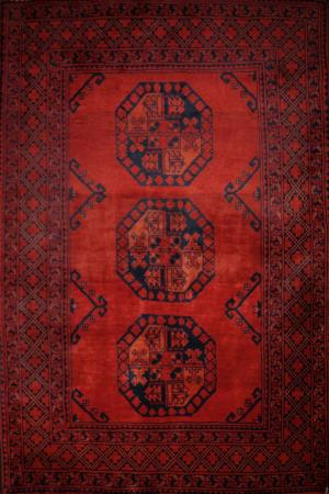 Fine Afghan Khan (Euniq-5633)