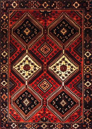 Persian Yalameh (Euniq-5654)