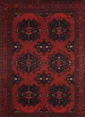 Persian Baluch Prayer Rug (Euniq-6480)