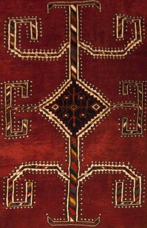 Persian Qashqai (Euniq-7228)