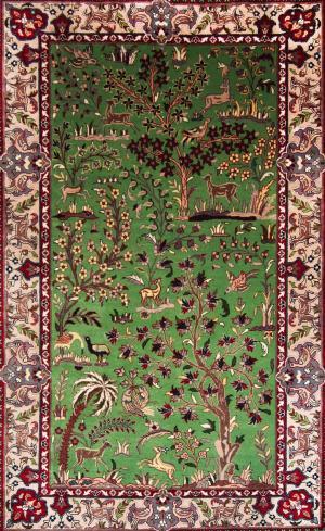 Fine Persian Tabriz (Euniq-A1025)