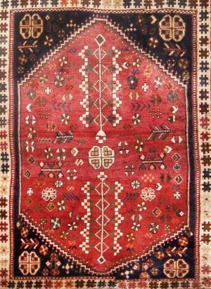 Persian Qashqai (Euniq-Ab009)