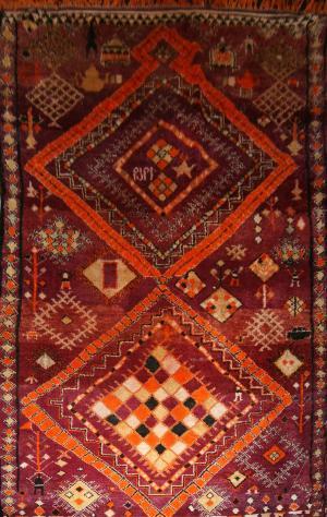 Old Morrocan Berber (A1463)