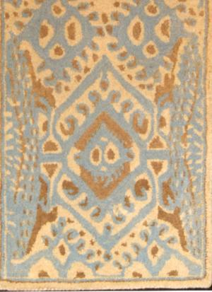 Modern Hand Tufted Runner (A1482)