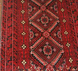 Fine Persian Baluch Runner (A1508)