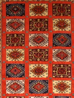 Qashqai Kilim Rug (Euniq-A1418)