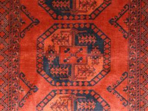 Fine Afghan Khan (Er316-B3336)
