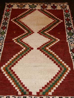 Persian Gabbeh (Er316-B7249)