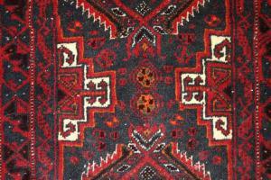 Persian Baluch Runner (Er117-M4621)