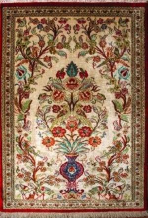 Silk Persian Qum (561_101889)