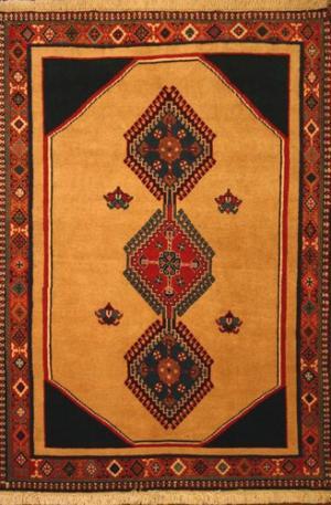 Persian Yalameh (Beige) (113378)