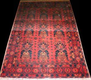 Afghan Khan (Red) (125851)