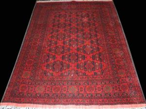 Afghan Khan (Red) (125995)