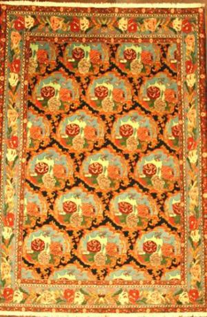 Persian Senneh (Red) (111380)
