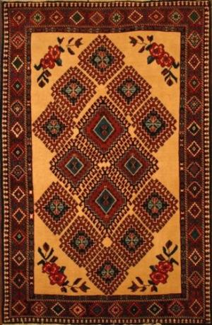 Persian Yalameh (Beige) (113471)