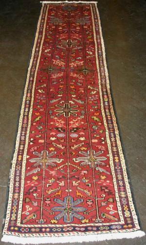 Persian Karadja (Red) (113508)