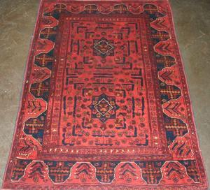 Afghan Khan (Red) (126015)