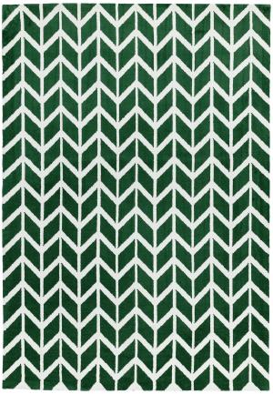 Arlo chevron green