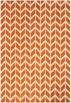 Arlo chevron orange